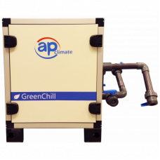 Чиллер APclimate GreenChill U100, 3~, 10 кВт, до -40 °С