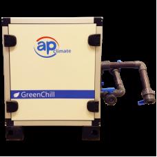 Чиллер APclimate GreenChill U71 с воздушным охлаждением, 3~, 7 кВт, работа макс. при -40 °С
