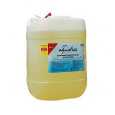 """Дезинфицирующее средство для бассейнов """"жидкий хлор"""" Aquatics, 12 кг."""
