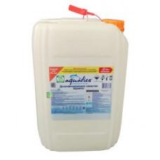 """Дезинфицирующее средство для бассейнов """"жидкий хлор"""" Aquatics, 23 кг."""