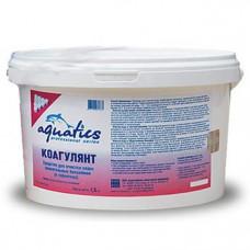 Коагулянт в таблетках 1,5 кг. Aquatics