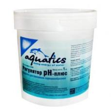 Регулятор pH+ (рН плюс) гранулированный 1 кг. Aquatics