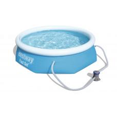 Детский круглый бассейн Fast Set 244х66
