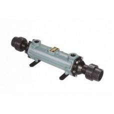 Теплообменник трубчатый вертик./горизонт Bowman FC100-5114-2C купроникель, 100 кВт