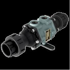 Теплообменник трубчатый вертик./горизонт Bowman EC80-5113-1T титан, 25 кВт