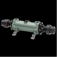 Теплообменник трубчатый вертик./горизонт Bowman EC100-5113-2S нерж.сталь, 50 кВт