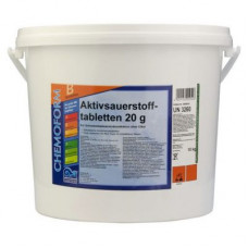 Активный кислород (O2) Аквабланк таблетки 10 кг. (20 гр.) Chemoform