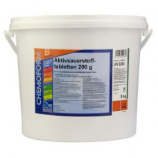 Активный кислород (O2) Аквабланк таблетки 50 кг. (200 гр.) Chemoform