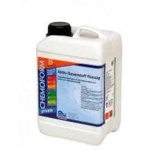 Активный кислород (O2) жидкий 3 л. Chemoform