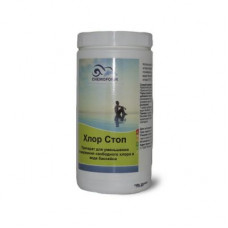 Хлор-стоп гранулированный 1 кг. Chemoform
