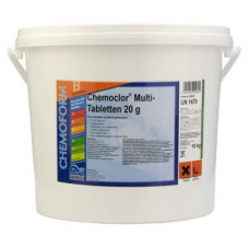 Все-в-одном-мульти-таблетки 50 кг. (20 гр.) Chemoform