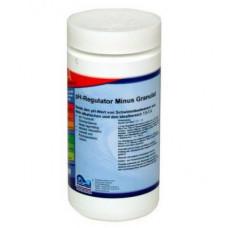 Регулятор pH- (рН минус) гранулированный 1,5 кг. Chemoform