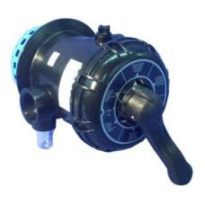 6-поз. клапан ручной для фильтр. установок Germania 400 TM, Midas TM (начиная с серии 2001)