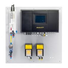 Измерительно-регулирующее оборудование dinotecNET+ready Clor, Rx, pH