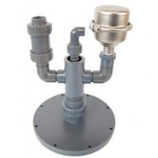 Воздушный клапан для фильтровальных ёмкостей 1080/1250/1400/1850