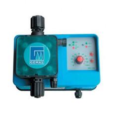 Дозирующий насос мембранного типа 5 л/ч-8 бар