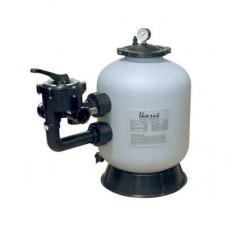 Фильтр IKARUS PE 300 мм, с боковым 6-ти поз. клапаном 11/2