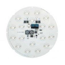 Лампа PAR56, LED Single Color 18, 51 Вт, 24 В, 140°, красный