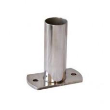 Стакан для крепления лестниц 42 мм, нерж. сталь(компл. 2 стакана) (Gemas)