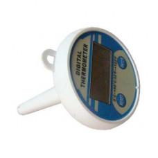Термометр электронный (с солнечн. батареей), плавающий 80 мм