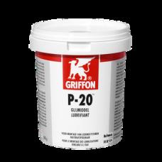 Корректирующая, тиксотропная смазка Griffon P-20, не содержащая кислоты, 5 кг