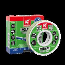 Монтажная лента Kolmat®, 14 мм x 15 м для герметизации мет. резьбовых соединений