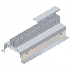 Напольные щелевые диффузоры ASS-1 (Симметричное исполнение)