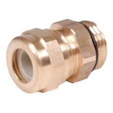 Переходник с обжимной прокладкой 8-5 мм, бронза