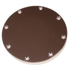 Round NiSn, for liner- and tile pools