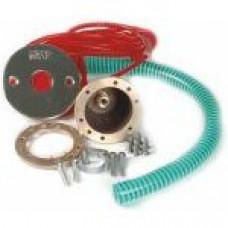 Устройство плавного пуска с электромагнитным клапаном и 5-метровым подводящим кабелем для насоса 2,2 кВт