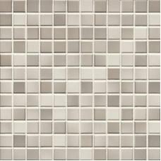 Мозаика серия Fresh 2,4 x 2,4 см Desert sand mix glossy (глазурованная)