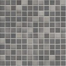 Мозаика серия Fresh 2,4 x 2,4 см Medium gray mix Secura (противоскользящая R10/B)