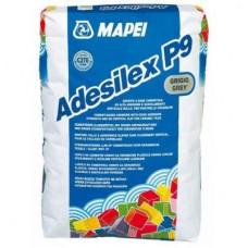 ADESILEX P 9, серый эластичный клей рос. пр-ва д/плитки, 25 кг