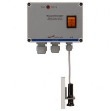 Блок упр-я уровнем воды Skimmerregler с ёмкостным датч. KF-3, магн. клапан 1/2, 230В, кабель 2,5 м