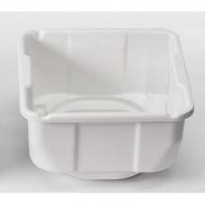 Переливная ванна для канистр с хлором или pH 20/25/30 л белая OSF