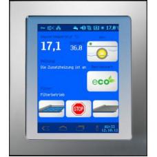 Внешняя панель управления Touch (утапливаемая)