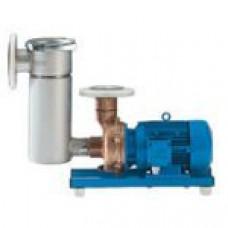 Бесшумный насос 24 из бронзового литья RG 5, 2,2 кВт, 400 В, 2900 об., 24 м3/ч,
