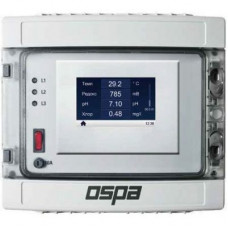 Блок управления Ospa-Compact Touch до 1x3 кВт, общественный
