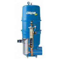 Суперфильтровальная установка OSPA 10 EcoClean Super AA F, бесшумный насос 0,70 кВт, 380В, бронза