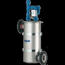 Теплообменник Ospa, модель 84, мощностью до 97,7 кВт, управление 2-ход клапаном