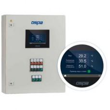 Управляющий шкаф Ospa-BlueControl® Offentlich  со встроенным пультом Ospa-BlueControl®-Pilot