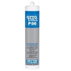 P86 Однокомпонентный полиуретановый клей для уголков (полупрозрачный)