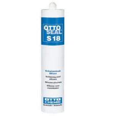 S18 Силикон для аквариумов и стеклянных блоков (белый)
