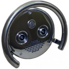 Противоток с пневмокнопкой, AISI 304, RunvilPools (75 м³/ч)