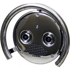 Противоток с сенсорной кнопкой, AISI 304, RunvilPools (75 м³/ч)