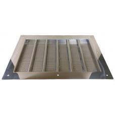 Водозабор 350х400, плитка, AISI 304, RunvilPools (60 м³/ч)