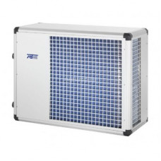 Воздушно-водяной тепловой насос Set Schmidt FWP 15 S, 2600 м³/ч, 400/230 В, 2,8 кВт