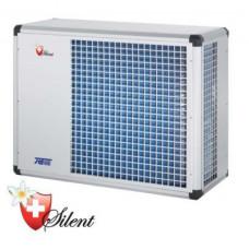 Воздушно-водяной тепловой насос Set Schmidt WP Silent 30, 5200 м³/ч, 400 В, 5,5 кВт