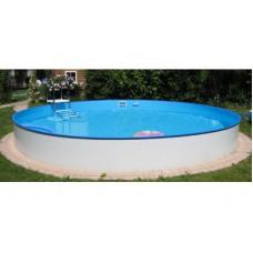 Бассейн сборный круглый Эксклюзив 200 х 120 см Summer Fun