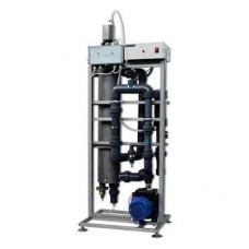 Система комбинированной обработки воды озоном и УФ SCOUT 200 DUO, 10-12 г/час